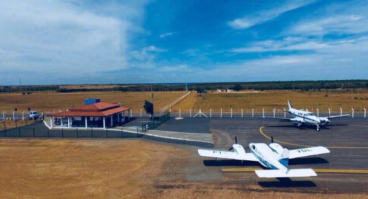 Inauguração do aeroporto de São João do Piauí 6eae11bc6b5e3